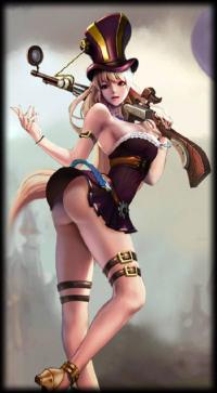Caitlyn from Unknown Artist