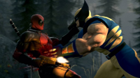 Deadpool, Wolverine from Name-changer