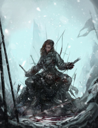 Ygritte from jukc