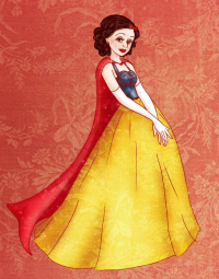 Snow White from Beatrice Lorén