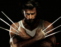 Wolverine from drago26