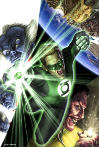 Green Lantern from Caio Cacau