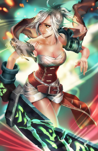 Riven from Alice Jing