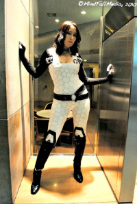 Jenn OKeefe as Miranda Lawson