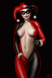 Harley Quinn from Nathan Szerdy