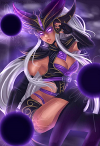 Syndra from Nanna Danger