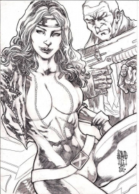 Rogue, Cable from David Lee