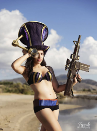 Ailiroy Arts and Crafts as Caitlyn