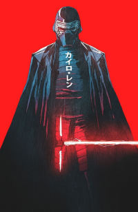 Kylo Ren from HitoriEdo