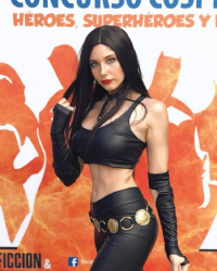 Cata Salazar as X-23