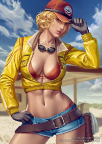 Cindy Aurum from Zumidraws