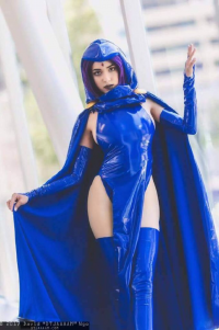 SwimsuitSuccubus as Raven