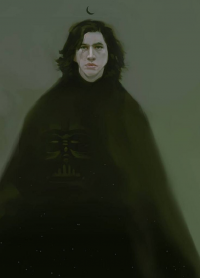 Kylo Ren from Jodie Muir