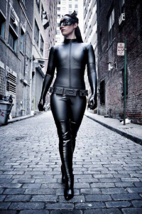 Kimberly Moore as Catwoman