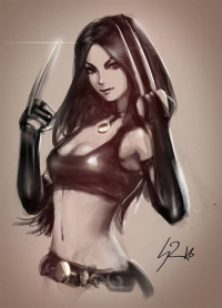 X-23 from raiko @ FX Canada