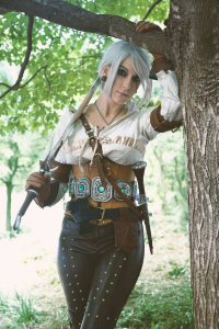 Kiki Aran as Ciri