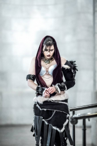 Holland Tayloe Gedney as Morrigan