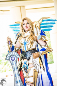9 Lives Armory as Blood Elf/Paladin
