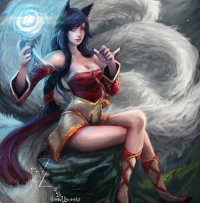 Ahri from Aimedz