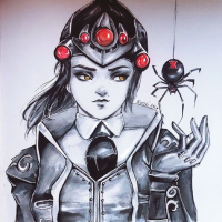 Widowmaker from Nindei