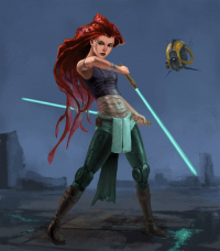 Ariel/Jedi from Phill Berry
