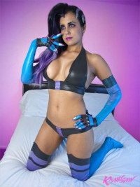 Khainsaw as Sombra