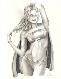 Supergirl from pjurado