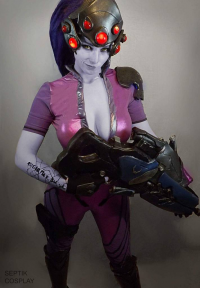 Amoné Louw as Widowmaker