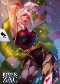 Riven/Bunny, Zac from Braionss
