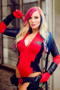 Krystle Starr Lord as Deadpool