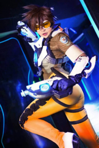 Misa Chiang-米砂 as Tracer
