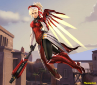 Mercy from Generalthunderbat