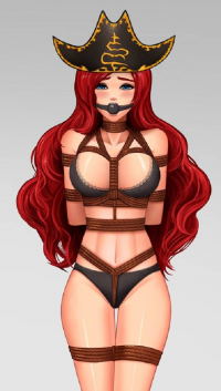 Miss Fortune from LONEOLD