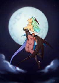 Morrigan Aensland from Requiemdusk