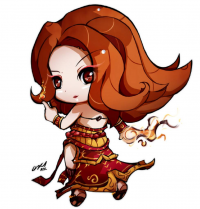 Lina from atk402
