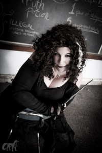 Roxa Tano as Bellatrix Lestrange