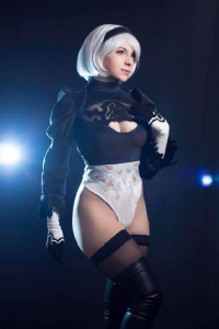 Peyton Riley's Costume Parlor as 2B
