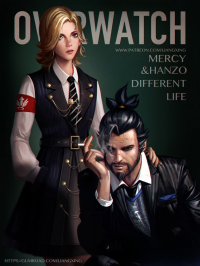 Mercy, Hanzo from Liang-xing