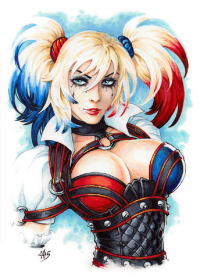 Harley Quinn from Candra