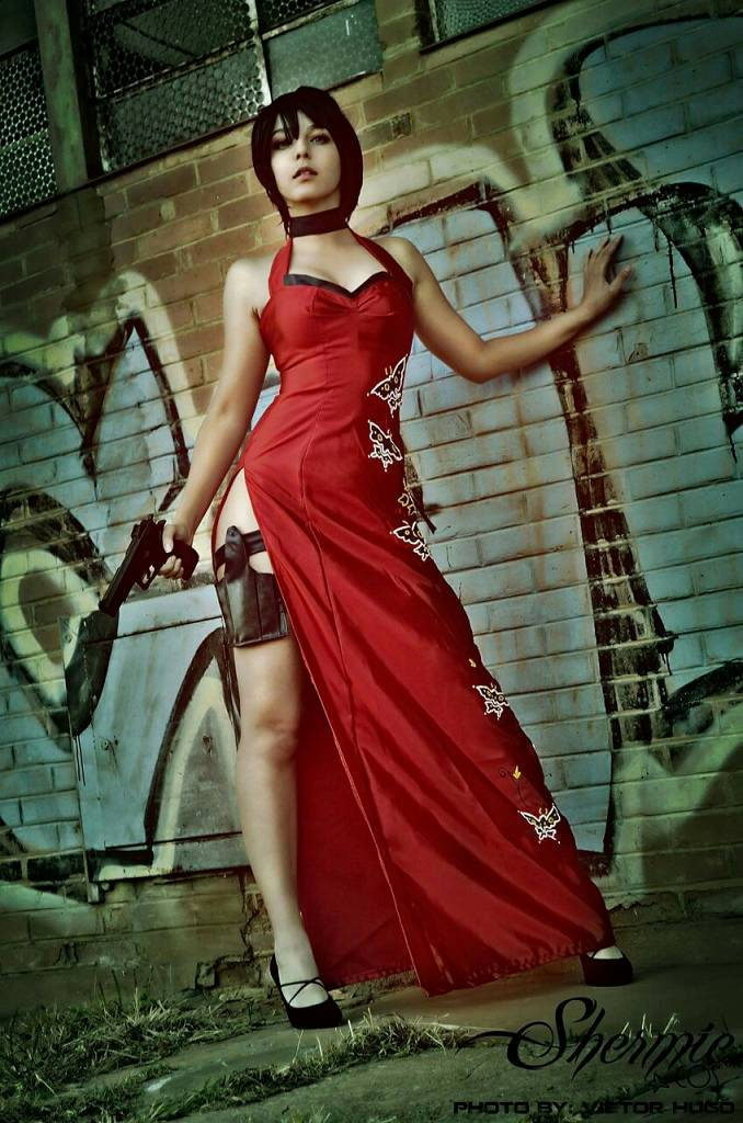 Ada Wong cosplay - Resident Evil 4 by LolitaAmane on