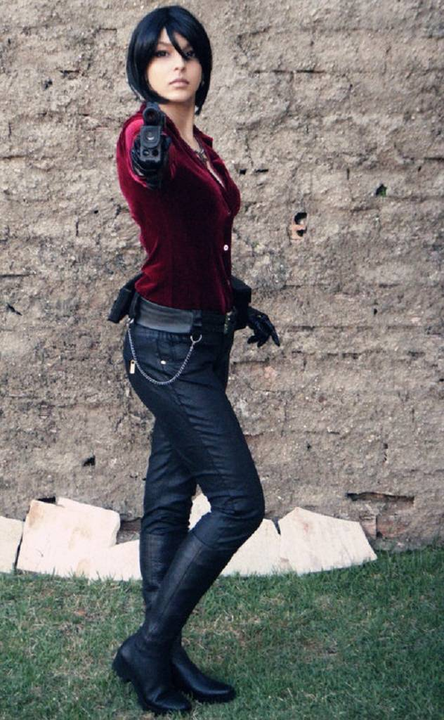 Duel 1! Lets rock!! by Shermie-Cosplay on DeviantArt