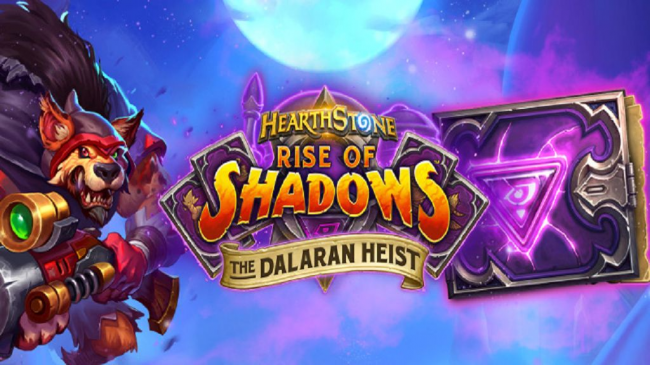 Hearthstone: Rise of Shadows- The Dalaran Heist