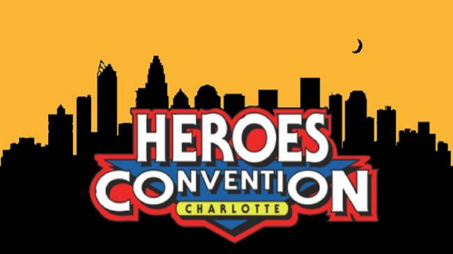 Heroes Con Charlotte