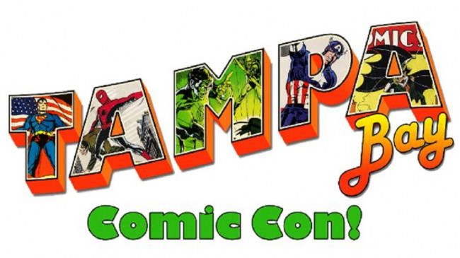 Tampa Bay Comic Con