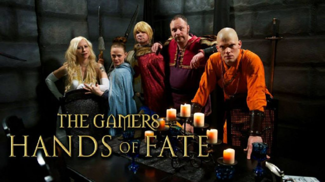 The Gamers: Hands of Fate Extended