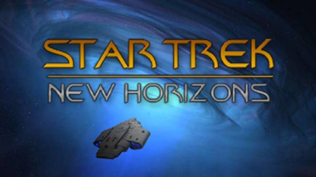 Star Trek: New Horizons (Stellaris Mod)