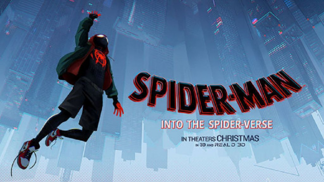 Marvel's Spider-Man: Into the Spider-Verse