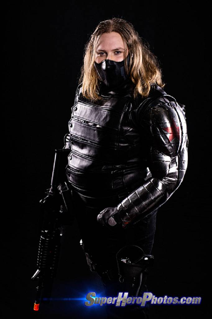 63 Winter Outfit Ideas From New York Fashion Week Fall: Rule 63 Winter Soldier Cosplay By Soleil Cosplay