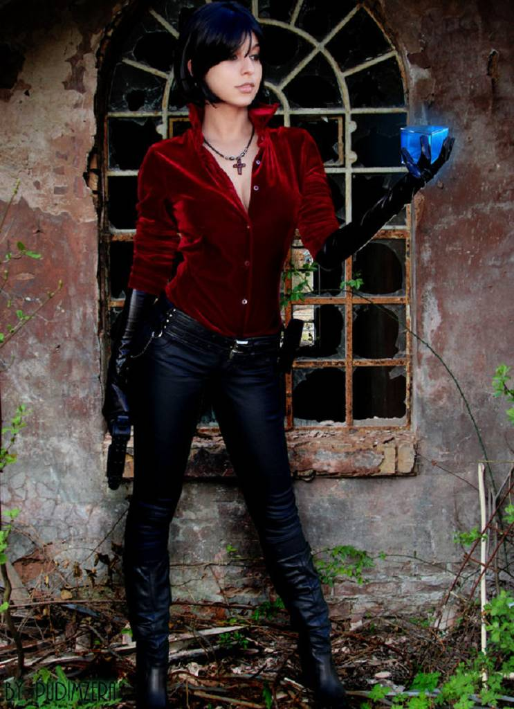 Shermie Cosplay as Ada Wong from Resident Evil | Shermie