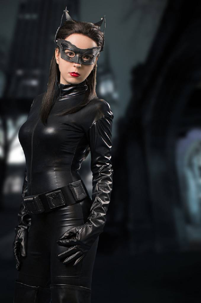Catwoman Cosplay by Cosplay Kitty Kat